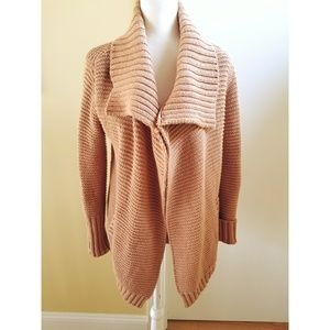 O'Neil Ulla chunky oversized sweater cardigan M